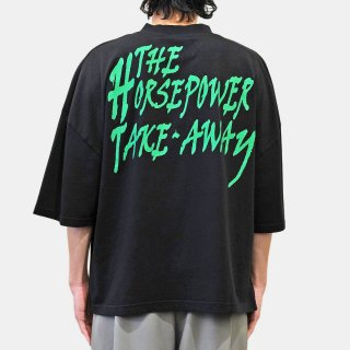 HENRIK VIBSKOV<br>Horsepower Takeaway Tee<img class='new_mark_img2' src='https://img.shop-pro.jp/img/new/icons2.gif' style='border:none;display:inline;margin:0px;padding:0px;width:auto;' />