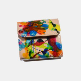 macromauro<br>paint tanned wallet P(B)