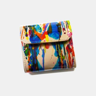 macromauro<br>paint tanned wallet P(C)