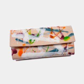 macromauro<br>paint tanned wallet long(A)