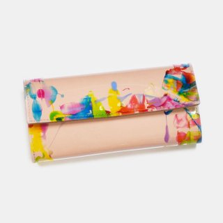 macromauro<br>paint tanned wallet long(E)