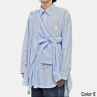 Re:quaL≡<br>Double Layered Shirt<br>Wallace & Murron Limited Color