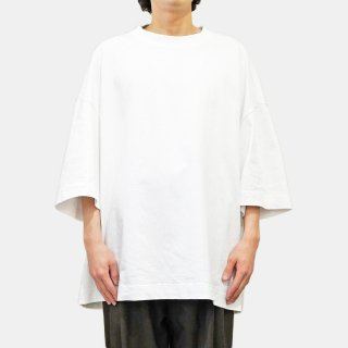HED MAYNER<br>T-SHIRT WHITE JERSEY<img class='new_mark_img2' src='https://img.shop-pro.jp/img/new/icons2.gif' style='border:none;display:inline;margin:0px;padding:0px;width:auto;' />