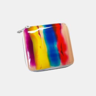 macromauro<br>paint tanned folio wallet(A)