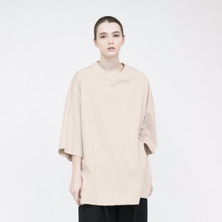 VOAAOV<br>Seasonless Cotton Jersey BIG TEE<img class='new_mark_img2' src='https://img.shop-pro.jp/img/new/icons2.gif' style='border:none;display:inline;margin:0px;padding:0px;width:auto;' />