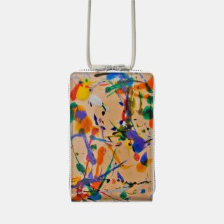 macromauro<br>SHOULDER WALLET / paint tanned(B)<img class='new_mark_img2' src='https://img.shop-pro.jp/img/new/icons2.gif' style='border:none;display:inline;margin:0px;padding:0px;width:auto;' />