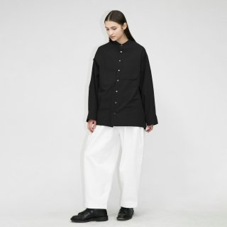 my beautiful landlet<br>C/N DUMP STANDCOLLAR SHIRT<img class='new_mark_img2' src='https://img.shop-pro.jp/img/new/icons2.gif' style='border:none;display:inline;margin:0px;padding:0px;width:auto;' />