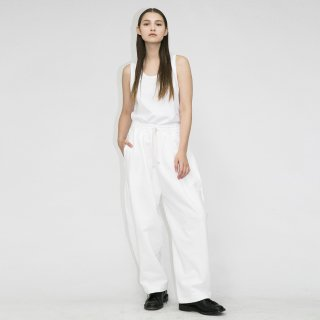 my beautiful landlet<br>TUMBLER BRUSHED BACK WIDE SWEAT PANTS<img class='new_mark_img2' src='https://img.shop-pro.jp/img/new/icons2.gif' style='border:none;display:inline;margin:0px;padding:0px;width:auto;' />