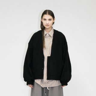 my beautiful landlet<br>PILE NAPPING BRUSHED BLOUSON<img class='new_mark_img2' src='https://img.shop-pro.jp/img/new/icons2.gif' style='border:none;display:inline;margin:0px;padding:0px;width:auto;' />