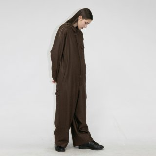my beautiful landlet<br>AUSTRALIA FLANNEL JUMPSUIT<img class='new_mark_img2' src='https://img.shop-pro.jp/img/new/icons2.gif' style='border:none;display:inline;margin:0px;padding:0px;width:auto;' />
