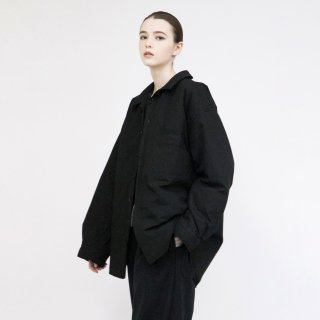 VOAAOV<br>Organic Cotton Broad Down shirt<img class='new_mark_img2' src='https://img.shop-pro.jp/img/new/icons2.gif' style='border:none;display:inline;margin:0px;padding:0px;width:auto;' />