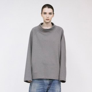 VOAAOV<br>Pile Shape Knitted Sweat (Hi-neck)<img class='new_mark_img2' src='https://img.shop-pro.jp/img/new/icons2.gif' style='border:none;display:inline;margin:0px;padding:0px;width:auto;' />