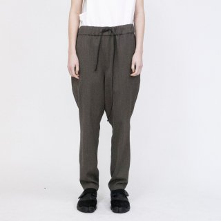 VOAAOV<br>Clear Twill Tapered Pants<img class='new_mark_img2' src='https://img.shop-pro.jp/img/new/icons2.gif' style='border:none;display:inline;margin:0px;padding:0px;width:auto;' />