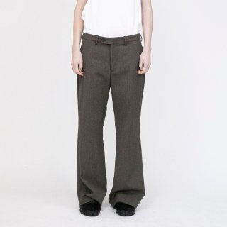 VOAAOV<br>Clear Twill Flare Pants<img class='new_mark_img2' src='https://img.shop-pro.jp/img/new/icons2.gif' style='border:none;display:inline;margin:0px;padding:0px;width:auto;' />