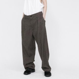 VOAAOV<br>Clear Twill Wide Pants<img class='new_mark_img2' src='https://img.shop-pro.jp/img/new/icons2.gif' style='border:none;display:inline;margin:0px;padding:0px;width:auto;' />
