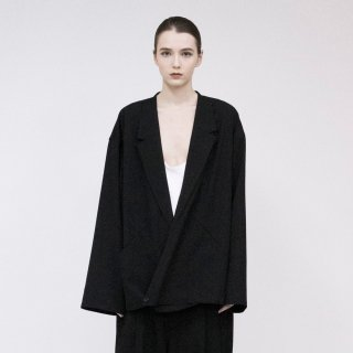VOAAOV<br>Clear Twill Cardigan<img class='new_mark_img2' src='https://img.shop-pro.jp/img/new/icons2.gif' style='border:none;display:inline;margin:0px;padding:0px;width:auto;' />