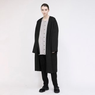 VOAAOV<br>Clear Twill Long Jacket Coat<img class='new_mark_img2' src='https://img.shop-pro.jp/img/new/icons2.gif' style='border:none;display:inline;margin:0px;padding:0px;width:auto;' />