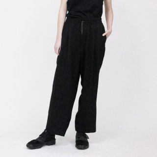 VOAAOV<br>Soft Wool Twill Wide Pants<img class='new_mark_img2' src='https://img.shop-pro.jp/img/new/icons2.gif' style='border:none;display:inline;margin:0px;padding:0px;width:auto;' />