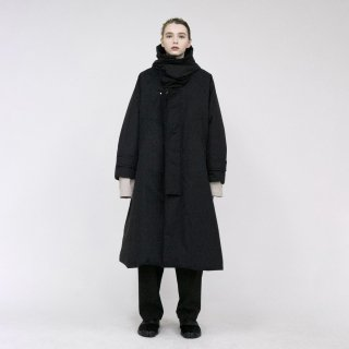 VOAAOV<br>Nylon High Density Cloth Long Coat<img class='new_mark_img2' src='https://img.shop-pro.jp/img/new/icons2.gif' style='border:none;display:inline;margin:0px;padding:0px;width:auto;' />