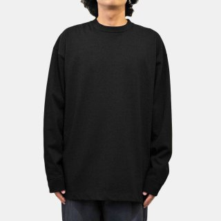ATON<br>SUVIN AIR SPINNING OVERSIZED LONGSLEEVE T-SHIRT<img class='new_mark_img2' src='https://img.shop-pro.jp/img/new/icons2.gif' style='border:none;display:inline;margin:0px;padding:0px;width:auto;' />