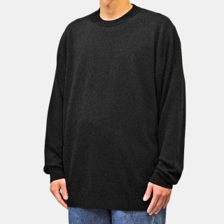 ATON<br>MAT WOOL CREWNECK SWEATER<img class='new_mark_img2' src='https://img.shop-pro.jp/img/new/icons2.gif' style='border:none;display:inline;margin:0px;padding:0px;width:auto;' />