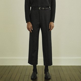 YOKO SAKAMOTO<br>SUIT TROUSERS WIDE<img class='new_mark_img2' src='https://img.shop-pro.jp/img/new/icons2.gif' style='border:none;display:inline;margin:0px;padding:0px;width:auto;' />