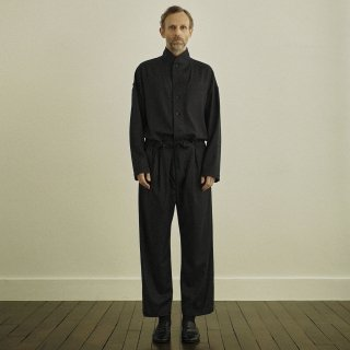 YOKO SAKAMOTO<br>SUIT JUMP SUIT<img class='new_mark_img2' src='https://img.shop-pro.jp/img/new/icons2.gif' style='border:none;display:inline;margin:0px;padding:0px;width:auto;' />
