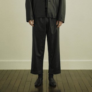 YOKO SAKAMOTO<br>LEATHER TROUSERS STRAIGHT<img class='new_mark_img2' src='https://img.shop-pro.jp/img/new/icons2.gif' style='border:none;display:inline;margin:0px;padding:0px;width:auto;' />