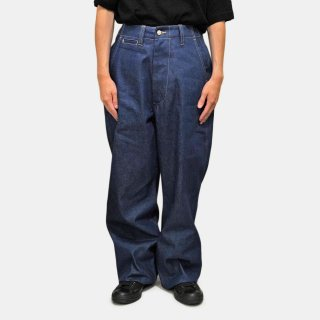 E.TAUTZ<br>CORE FIELD TROUSERS (NATURAL INDIGO)<img class='new_mark_img2' src='https://img.shop-pro.jp/img/new/icons2.gif' style='border:none;display:inline;margin:0px;padding:0px;width:auto;' />