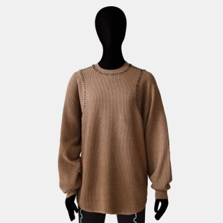 soduk<br>thermal knit pullover<img class='new_mark_img2' src='https://img.shop-pro.jp/img/new/icons2.gif' style='border:none;display:inline;margin:0px;padding:0px;width:auto;' />