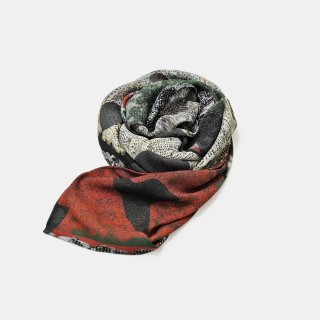 ohta<br>tentile scarf(W&M Limited Edition)<img class='new_mark_img2' src='https://img.shop-pro.jp/img/new/icons2.gif' style='border:none;display:inline;margin:0px;padding:0px;width:auto;' />