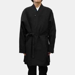 COSMIC WONDER<br>Linen canvas haori<img class='new_mark_img2' src='https://img.shop-pro.jp/img/new/icons2.gif' style='border:none;display:inline;margin:0px;padding:0px;width:auto;' />