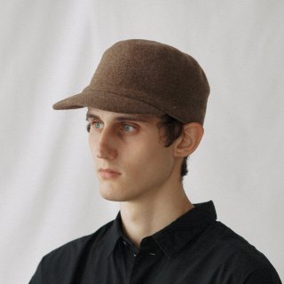Nine Tailor<br>Cestrum Cap<img class='new_mark_img2' src='https://img.shop-pro.jp/img/new/icons2.gif' style='border:none;display:inline;margin:0px;padding:0px;width:auto;' />