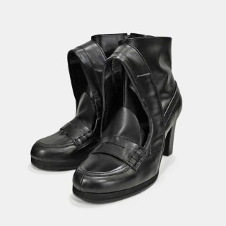 Re:quaL≡<br>Heel Lofer Boots<img class='new_mark_img2' src='https://img.shop-pro.jp/img/new/icons2.gif' style='border:none;display:inline;margin:0px;padding:0px;width:auto;' />
