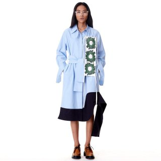 Dhruv Kapoor<br>SHIRT DRESS<img class='new_mark_img2' src='https://img.shop-pro.jp/img/new/icons2.gif' style='border:none;display:inline;margin:0px;padding:0px;width:auto;' />
