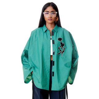 Dhruv Kapoor<br>EMBELLISHED BATWING SHIRT<img class='new_mark_img2' src='https://img.shop-pro.jp/img/new/icons2.gif' style='border:none;display:inline;margin:0px;padding:0px;width:auto;' />