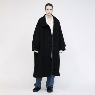 VOAAOV<br>Yabure Oil Cut Wool Stand Coat<予約商品><img class='new_mark_img2' src='https://img.shop-pro.jp/img/new/icons2.gif' style='border:none;display:inline;margin:0px;padding:0px;width:auto;' />