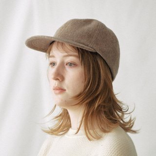 Nine Tailor<br>Shaggy Solid Cap<img class='new_mark_img2' src='https://img.shop-pro.jp/img/new/icons2.gif' style='border:none;display:inline;margin:0px;padding:0px;width:auto;' />