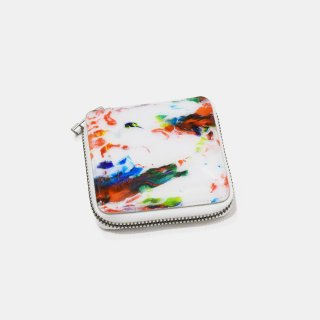 macromauro<br>high paint folio wallet(A)