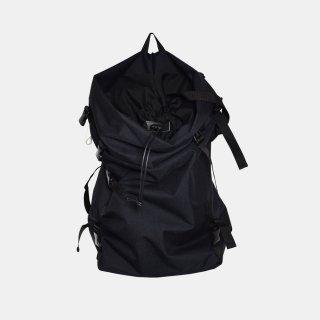 macromauro<br>kaos polyester(BLACK)※在庫あり