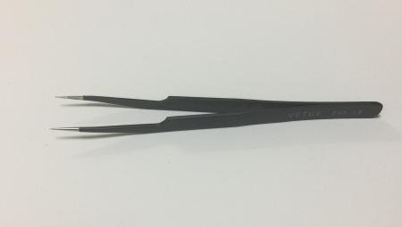 まつげエクステツイザー 14cm DSD-16 黒