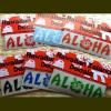 Sticker 『Aloha Hibiscus』