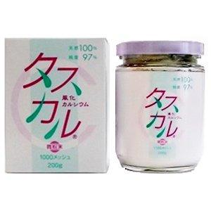 八雲風化貝カルシウム・タスカル(微粉末1000メッシュ200g)