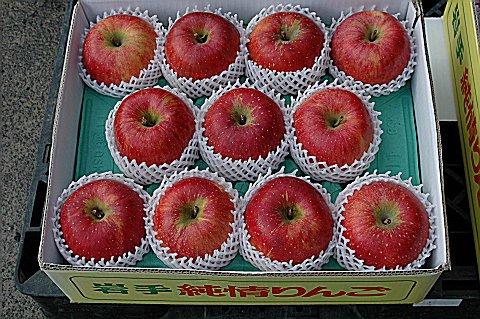 北斗  販売終了いたしました。  当店の人気NO1商品  りんご界の鬼っ子。最高の食味。。画像3