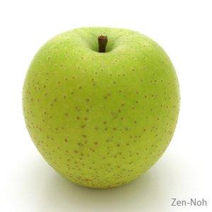 王林(おうりん) 販売終了しました。  黄色リンゴの定番 酸味無く柔らかめの肉質でファン多 約16個〜18個詰め画像1