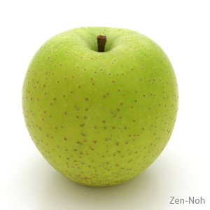王林(おうりん) 販売終了しました。  黄色リンゴの定番 酸味無く柔らかめの肉質でファン多 約16個〜18個詰め