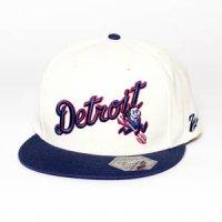 Detroit Demons WHITE/NAVY