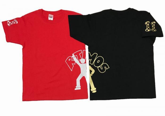 サイドロゴTシャツ