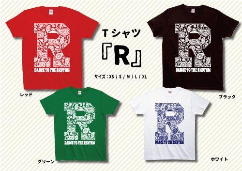 Tシャツ 『R』