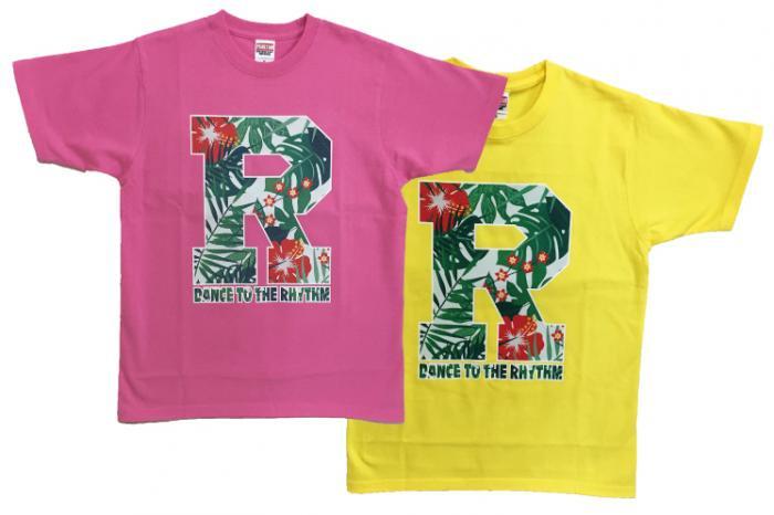 RボタニカルTシャツ
